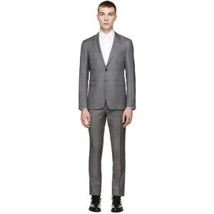 Burberry London F/W '18 Grey 'Stirling' Suit